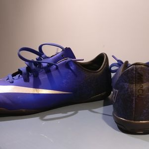 Youth Nike CR7 Mercurial Indoor Soccer Shoes